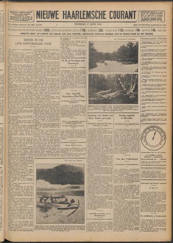 Nieuwe Haarlemsche Courant 1930-06-17