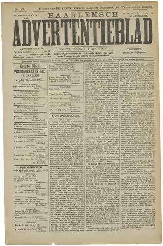 Haarlemsch Advertentieblad 1900-04-11