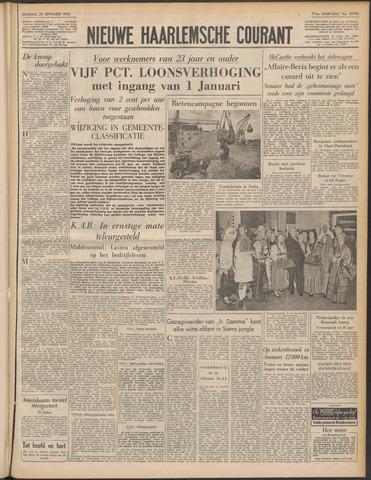 Nieuwe Haarlemsche Courant 1953-09-29