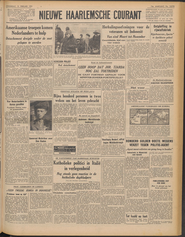 Nieuwe Haarlemsche Courant 1951-02-15