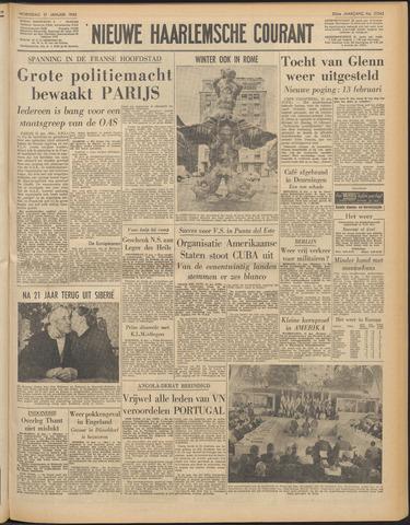 Nieuwe Haarlemsche Courant 1962-01-31