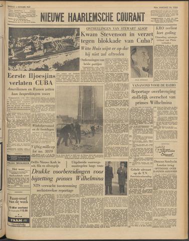 Nieuwe Haarlemsche Courant 1962-12-04