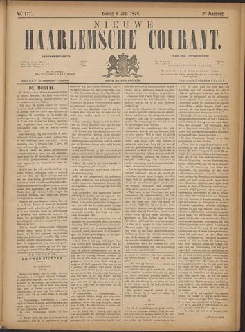 Nieuwe Haarlemsche Courant 1878-06-09