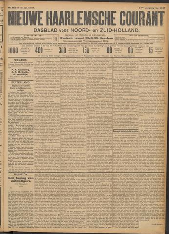 Nieuwe Haarlemsche Courant 1909-07-26