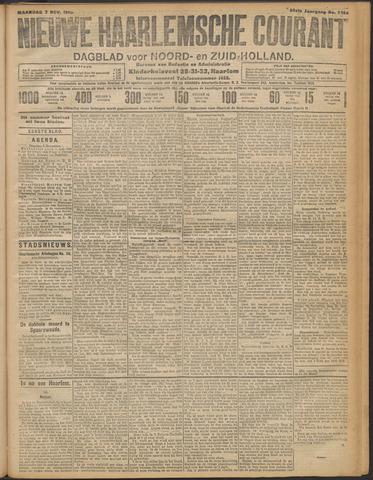 Nieuwe Haarlemsche Courant 1910-11-07