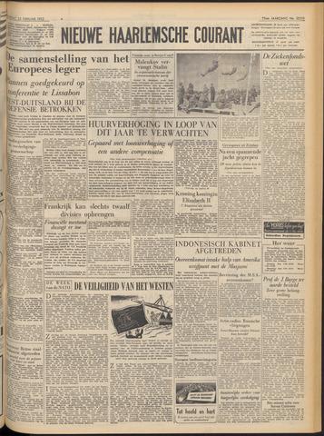 Nieuwe Haarlemsche Courant 1952-02-23
