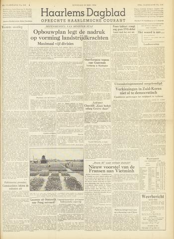 Haarlem's Dagblad 1954-05-18