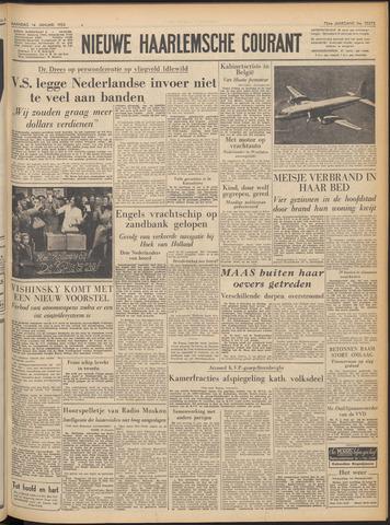 Nieuwe Haarlemsche Courant 1952-01-14
