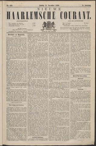 Nieuwe Haarlemsche Courant 1880-11-21