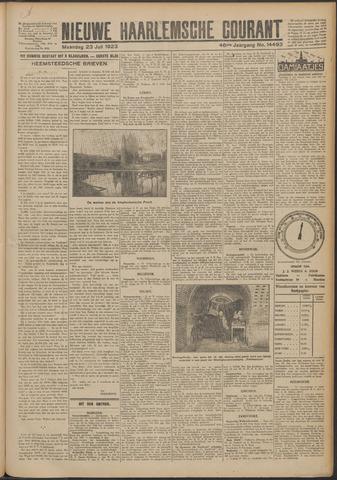 Nieuwe Haarlemsche Courant 1923-07-23