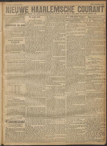 Nieuwe Haarlemsche Courant 1918-02-05