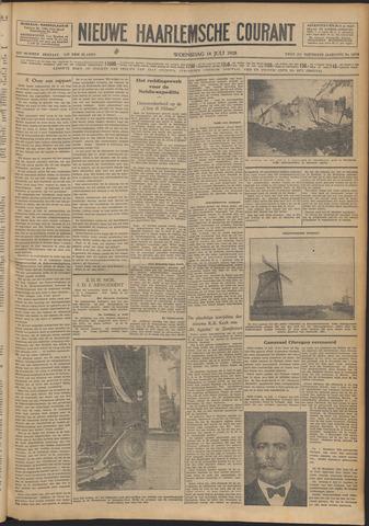 Nieuwe Haarlemsche Courant 1928-07-18