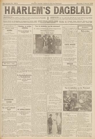 Haarlem's Dagblad 1926-02-03