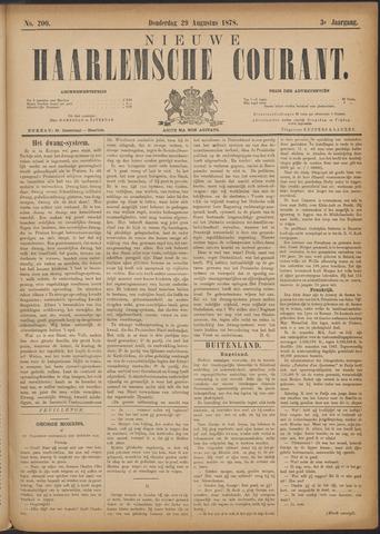 Nieuwe Haarlemsche Courant 1878-08-29