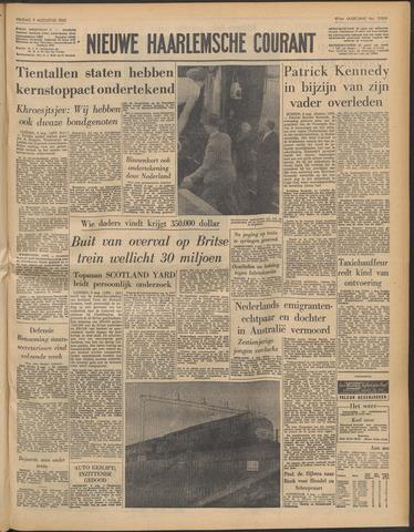 Nieuwe Haarlemsche Courant 1963-08-09