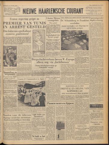 Nieuwe Haarlemsche Courant 1952-03-26