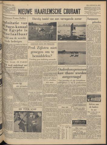 Nieuwe Haarlemsche Courant 1956-08-04