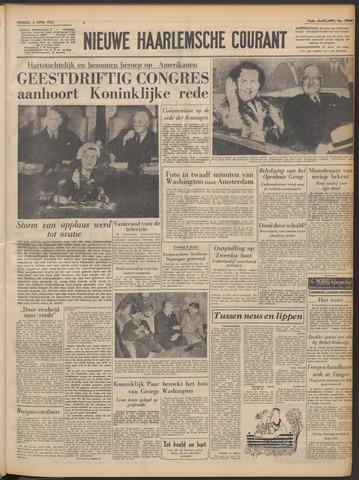 Nieuwe Haarlemsche Courant 1952-04-04