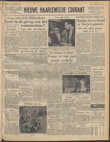 Nieuwe Haarlemsche Courant 1957-08-19