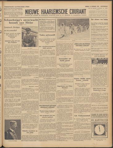 Nieuwe Haarlemsche Courant 1938-02-13