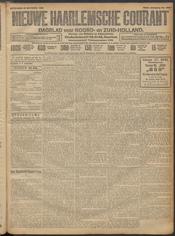 Nieuwe Haarlemsche Courant 1913-10-18
