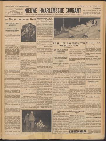 Nieuwe Haarlemsche Courant 1935-08-31