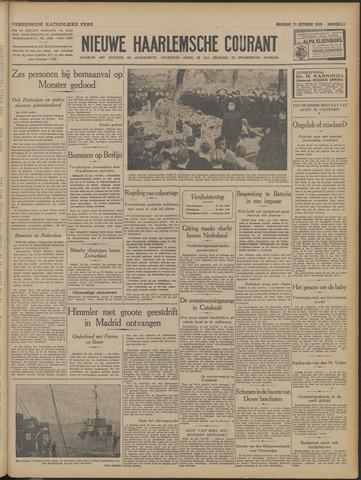 Nieuwe Haarlemsche Courant 1940-10-21