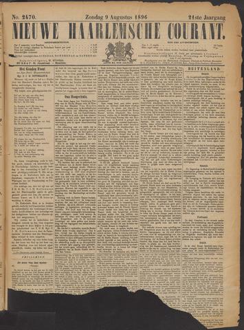 Nieuwe Haarlemsche Courant 1896-08-09