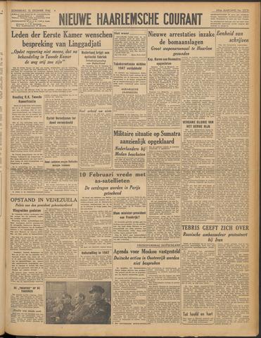 Nieuwe Haarlemsche Courant 1946-12-12