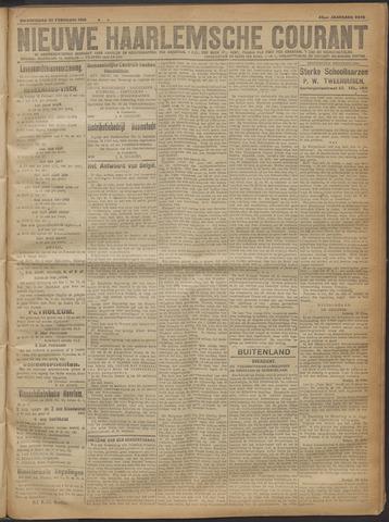 Nieuwe Haarlemsche Courant 1919-02-27