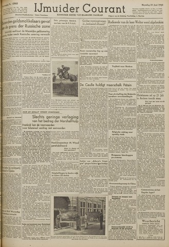 IJmuider Courant 1948-06-21