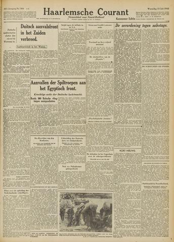 Haarlemsche Courant 1942-07-15