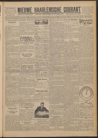Nieuwe Haarlemsche Courant 1925-08-03