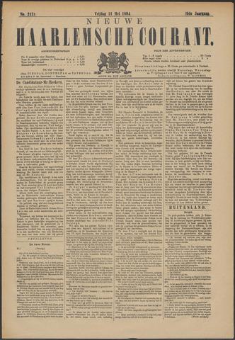 Nieuwe Haarlemsche Courant 1894-05-11
