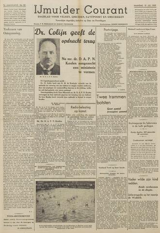 IJmuider Courant 1939-07-10