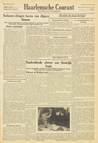Haarlemsche Courant 1943-01-18