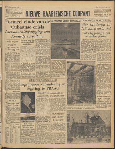 Nieuwe Haarlemsche Courant 1963-01-08