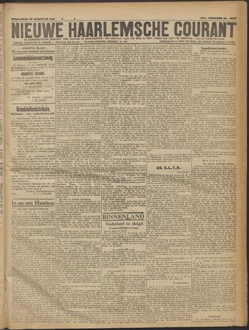 Nieuwe Haarlemsche Courant 1919-08-28