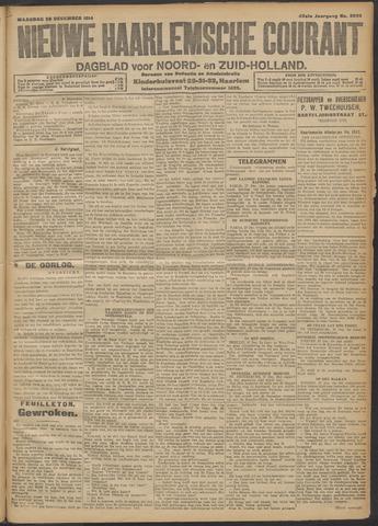 Nieuwe Haarlemsche Courant 1914-12-28
