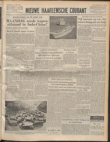 Nieuwe Haarlemsche Courant 1954-07-15