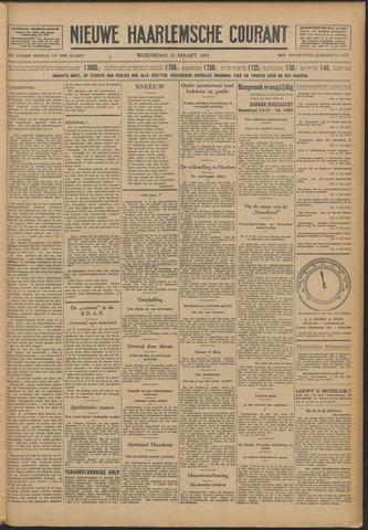 Nieuwe Haarlemsche Courant 1931-03-11