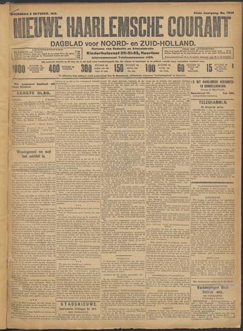 Nieuwe Haarlemsche Courant 1912-10-02