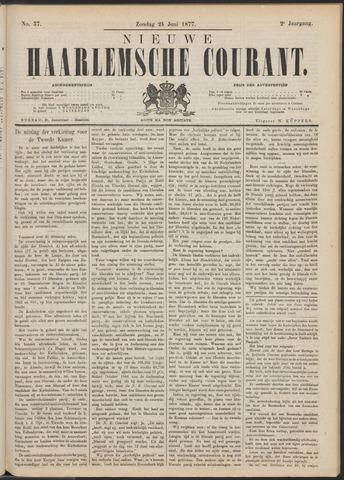 Nieuwe Haarlemsche Courant 1877-06-24