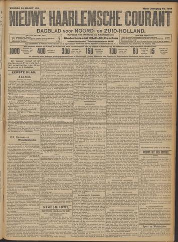 Nieuwe Haarlemsche Courant 1911-03-24