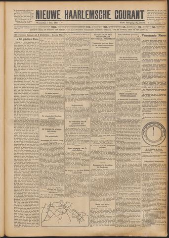 Nieuwe Haarlemsche Courant 1927-12-07