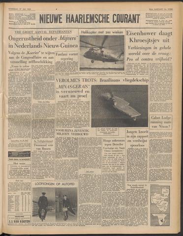 Nieuwe Haarlemsche Courant 1960-07-27