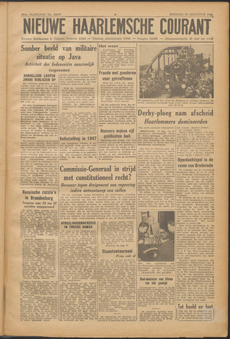 Nieuwe Haarlemsche Courant 1946-08-13