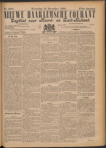 Nieuwe Haarlemsche Courant 1902-12-31