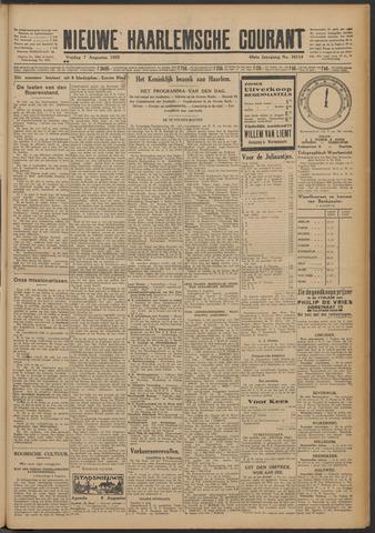 Nieuwe Haarlemsche Courant 1925-08-07
