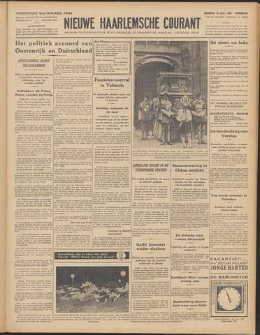 Nieuwe Haarlemsche Courant 1936-07-13